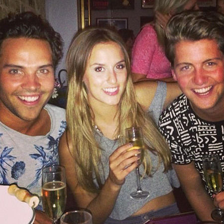 andy jordan - lucy watson - stevie johnson - made in chelsea - new series - spin off season new york - handbag.com