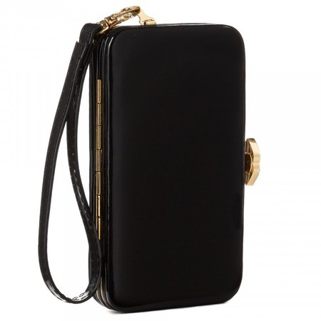 lulu guinness iphone clutch phone case - designer phone case trend - handbag.com