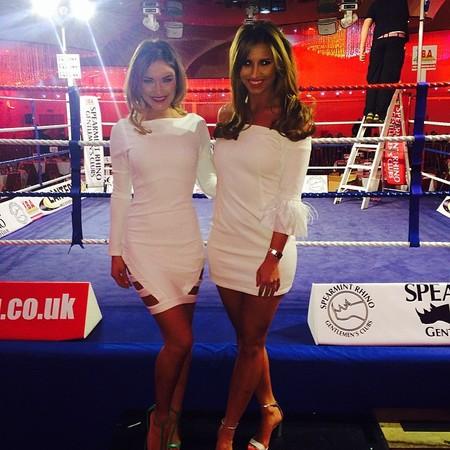 Sam Faiers Dress Sam Faiers' White Dress For