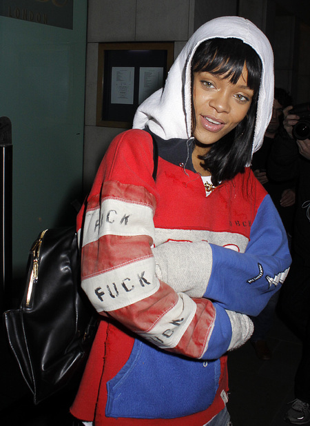 Rihanna's Stella_McCartney backpack - Drake date - celeb fashion news - shopping bag - handbag.com