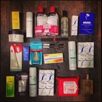 What's In Karlie Kloss' beauty cupboard