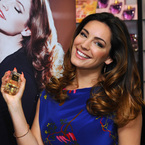 Kelly Brook talks perfume and auditions