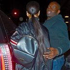 Rihanna having love affair with her backpack