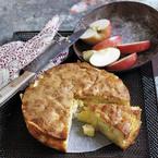 Decadent Apple cake recipe