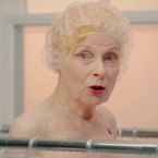 Come take a shower with Viv Westwood