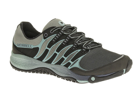 trainer testing - merrel allout fuse trainers - off road - hiking - handbag.com