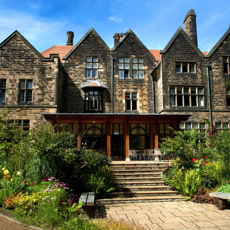 Dine like a duchess at Jesmond Dene House, Newcastle - hotel exterior - where to eat in Newcastle - fine dining ideas - best restaurants in Newcastle - going out reviews - handbag.com