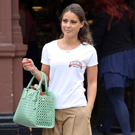Louise Thompson's Prada