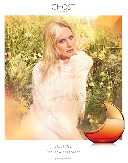 Ghost Eclipse Ad - Poppy Delevingne - Celeb beauty secrets - beauty bag - handbag.com
