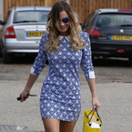Sam Faiers. We want that dress.