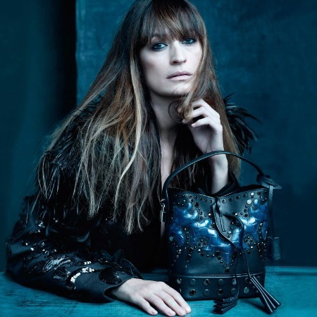 Caroline de Maigret - Louis Vuitton - bags expensive - fashion news - shopping bag - handbag.com
