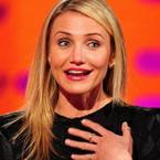 Cameron Diaz talks to her vagina