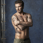 What to wear on a date with David Beckham