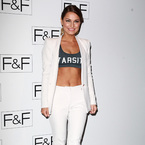 Um Sam Faiers, is that a crop top or a bra?