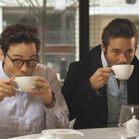Any and spencer - made in chelsea - drinking coffee - did alex cheat on binky - handbag.com
