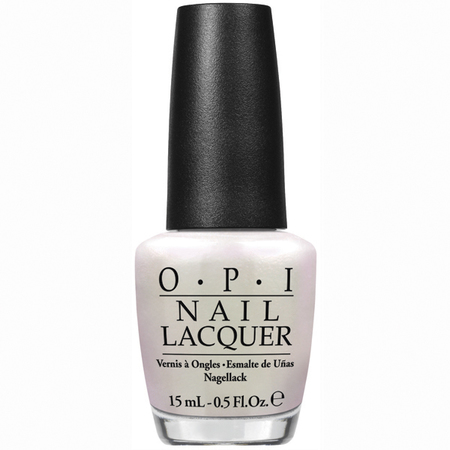 opi muppets nail polish collection - intl crime caper white - pearly white nails - best pearl nail polish - handbag.com