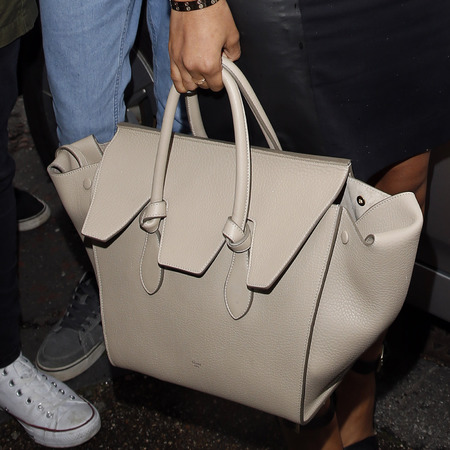 Rochelle Humes - aspinal bag - aspinal gallery - shopping bag - handbag.com