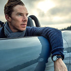 Want to see Benedict Cumberbatch ice driving?
