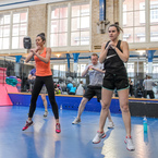 Fitness class on trial: Les Mills GRIT workout