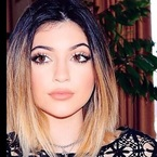 Kylie Jenner wants to be a model too