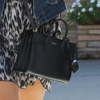 Celebs working YSL bags