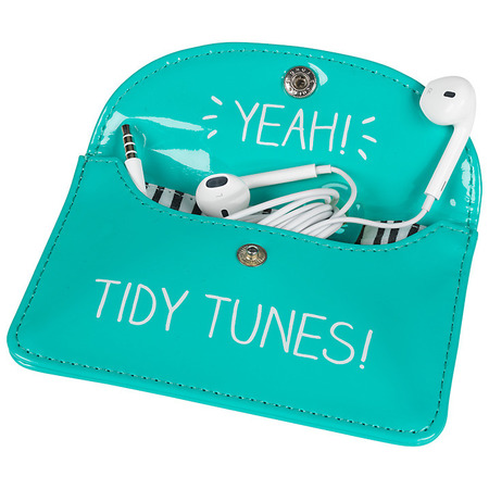 handbaghero tidy tunes headphones case - shopping bag - handbag
