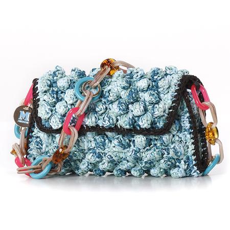 Missoni SS14 Melange Raffia Shoulder Bag - Spring Summer 14 handbags - designer handbags - shopping - handbag.com