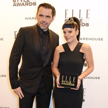 roland mouret for banana republic - roland mouret and lily allen - shopping bag - handbag