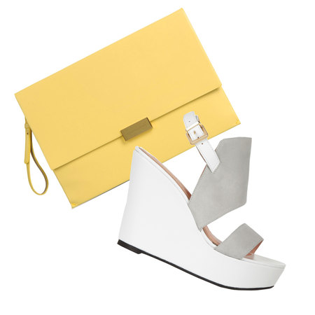 Spring accessorises shoes and bag - spring shopping - wardrobe updates - Stella McCartney bag - best buys - shopping bag - handbag.com