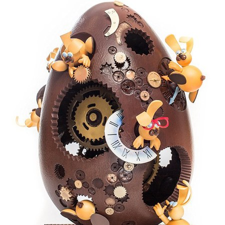sugar and plumm - easter egg - $5000 - shopping bag - handbag.com