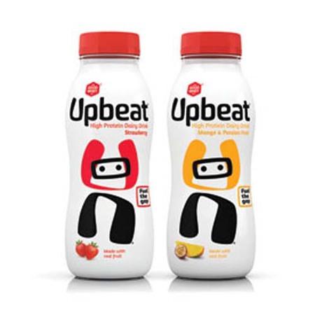 Upbeat-yoghurt-protein-drink - protein shakes that taste nice - handbag.com