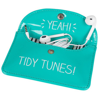 handbaghero tidy tunes headphones case - shopping bag - handbag