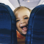 How to fly long haul with baby