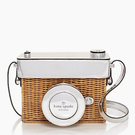 Kate Spade camera Bag - clutch bag - designer handbags - buy bags - bag trends - fashion news - handbag.com