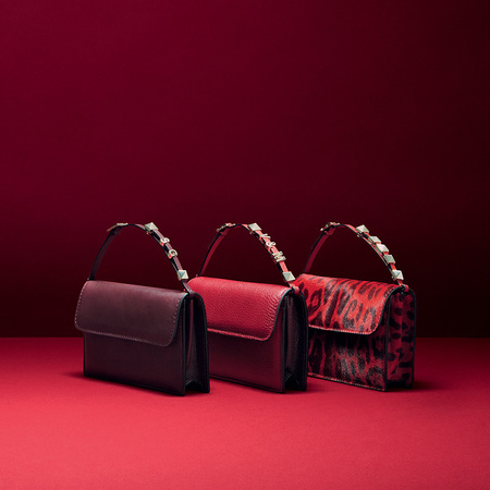 Valentino rouge absolute signature collection campaign image - fashion news - shopping bag - handbag.com