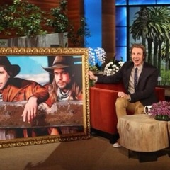 Dax Shepard on Ellen talking Brad Pitt - day bag - handbag.com