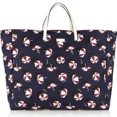 gucci umbrella print beach bag - holiday shopping - travel essentials - tote bag - colourful - print - handbag.com
