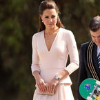 Kate Middleton goes nude in Oz