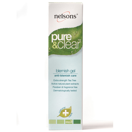handbag essentials - makeup for your handbag - emergency solutions - fast spot fix - nelsons pure clear blemish gel - handbag.com