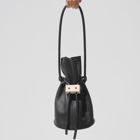 Building block designer handbags - black duffle bag - new handbag designer - handbag shopping news - handbag.com