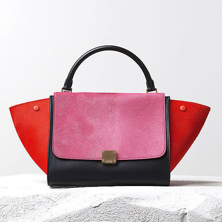 Celine handbags - AW14 designer handbag collection - new season bags - celine - trapeze handbag - shopping news - handbag.com