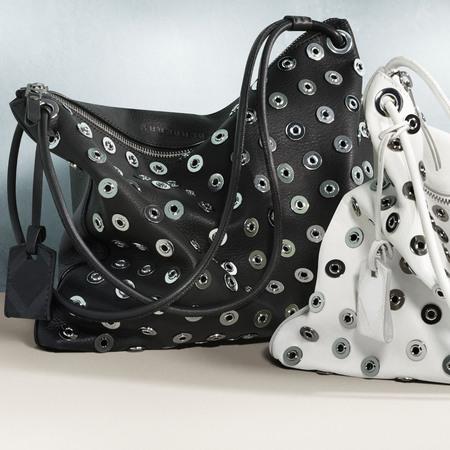 festival bags-burberry brit-studded bag-rivets-metallic-crossbody-shoulder bag - handbag.com