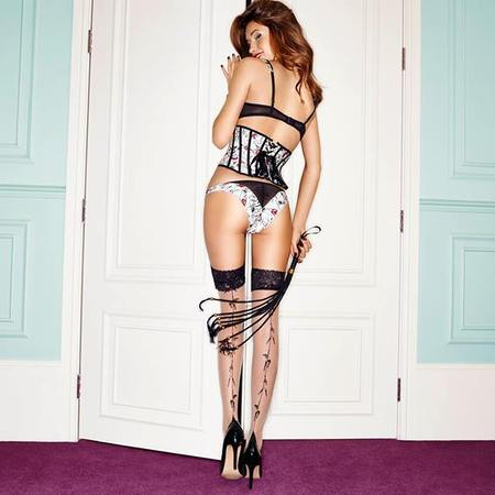giles deacon for ann summers - giles deacon wants rita ora and lily allen to wear his lingerie - shopping bag - day bag