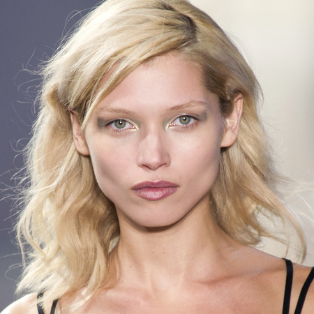retro waves-hairstyle-hair inspiration-models at fashion week-spring summer 2014-Maiyet - handbag.com