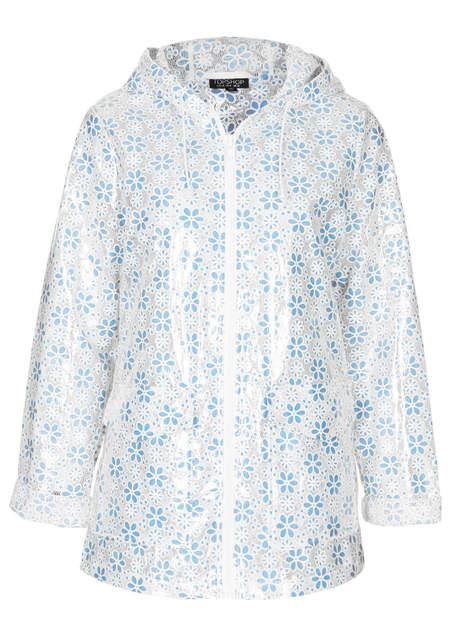 Topshop daisy print translucent mac - what to wear to a festival - festival fashion - shopping bag - handbag