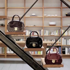 Ferragamo's new Fiamma bag has us excited