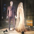 Sneak a peek at V&A museum's wedding exhibition
