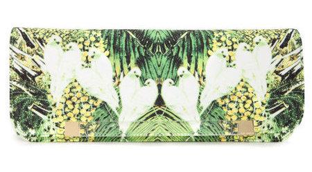 Ted Baker tropical clutch - best wedding clutch bags - shopping bag -handbag
