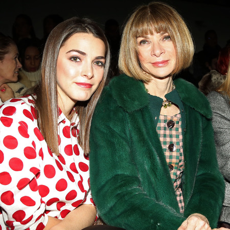 bee shaffer - anna wintour daughter interview - video - fashion news - day bag - handbag.com
