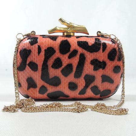 khloe kardashian ebay charity sale - diane von furstenburg clutch bag - handbag.com